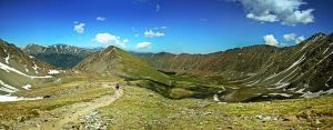 Greys and Torreys Panorama by yalanrei