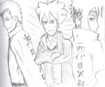 Bolt Uzumaki- I will surpass my father+grandfather by Fran48