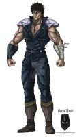 Kenshiro by SpectralKnight