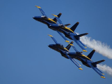 Blue Angels 2015 - 4 by Sonic840