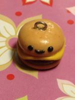 Cute Hamburger by WISH4000