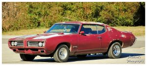 A Pontiac GTO by TheMan268