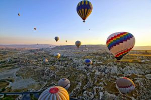 Balloons over Cappadocia 11 by CitizenFresh