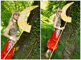 FF XII - standing on a tree by AlBhedNika