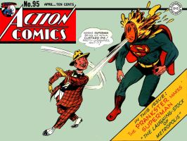 Action Comics 95 by Superman8193