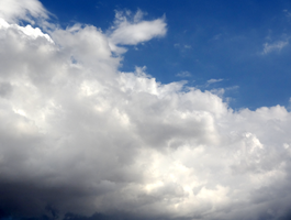 Clouds Close Up -HDR- by IoannisCleary