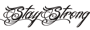 Pack png del tatto 'stay strong'' de Demi Lovato. by OhmyBieberLovarou