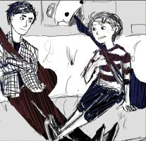 Guitarists by C--YOU