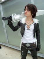 Cosplay Squall by JJ-Anhiz