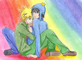 Creek- RAINBOW by twinLtwinV