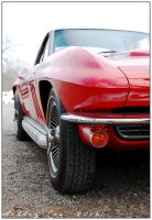 Candy Appled Vette by AO-Photography