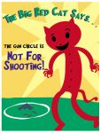 The Big Red Cat says... by magicmud