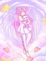 [CE] Sweet Puffy Baby by MiRokitty-chan
