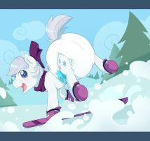 White and Soft by Hourglass-Sands