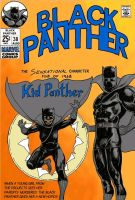 Kid partners - Kid Panther! by Nick-Perks