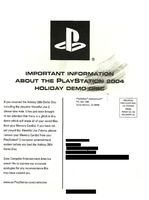 Notice from PlaystationNetwork by Lord-Rageous