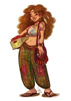 hippie by Fukari