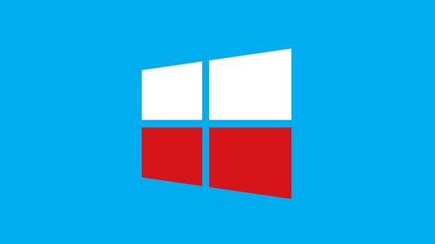 Windows 8 with Poland flag by pavelstrobl