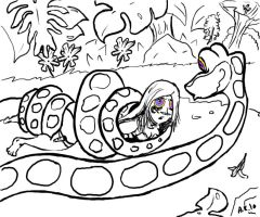 Constrictor relaxation by Dark-Dragon-knightz
