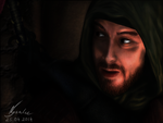 Gonzalo de Montalvo as Aguila Roja by Nysalee by Nysalee