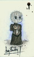 Chibi Pinhead by i-UnKnown