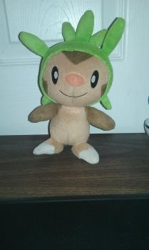 Chessy the Chespin by LadyFangz