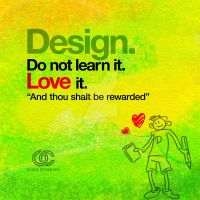 Design quote for the young designer by orioncreatives