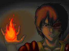 Zuko by EmilyKiwi
