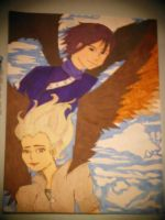 Maximum Ride Poster by Ashe1313