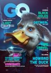 GQ Howard the Duck - cover by fubango