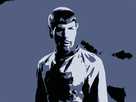 Mirror Spock Vector 3 by Richard67915