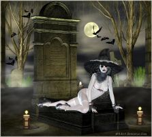 Cozy Grave by MLR19