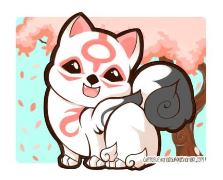 Tiny Ammy by cuppapup
