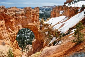 Bryce Canyon V by Moohoodles