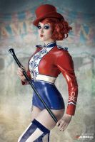CIRCUS MACABRE III by JenHell66