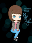 the life is strange cute Max by guly09