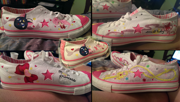 Converse: Rini by WhiskeyxGirl90