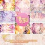 10 Mixed textures - 2110 by Missesglass