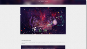 Muse Website v.2? by Yosemine