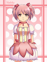 Madoka by FeliciaSilvermoon