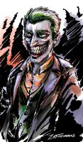 JokerColors by Backflipsimmons