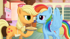 Courting by Rangelost