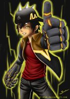 Boboiboy Gempa by GN-SHAK
