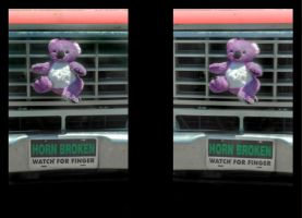 Travel Buddy Stereo 3D Parallel by shawnrl61
