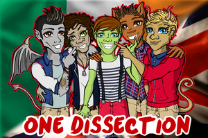 Hi, We're One Dissection! by holhez21