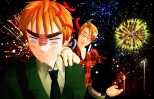 Someone doesn't like the 4th of July by Clonesaiga
