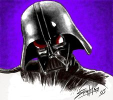 Birth of a Sith by PaulSpatola