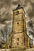 laurentius church by Ditze