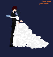 wedding by ask-kasumi-oni-human