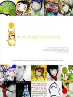 think.imagine.create by winRie
